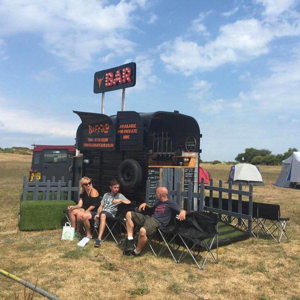 Mobile Buffalo Bar
